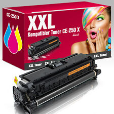 1 Kartusche für HP Color LaserJet CP 3525 CE250X