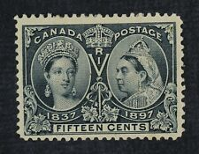 CKStamps: Canada Stamps Collection Scott#58 Jubilee Mint HR OG