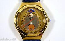 SWATCH IRONY BIG YGG400 original Swiss made quartz watch. New old stock