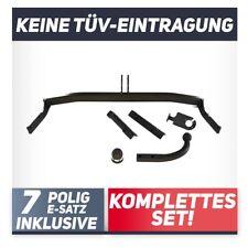 Anhängerkupplung starr+E-Satz 7p Für Nissan Note I E11 06-13