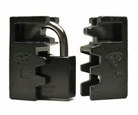 MUL T LOCK HASP PADLOCK  C16 FOR CONTAINER GATES METAL WAREHOUSE DOORS HASP ONLY