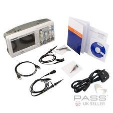 Siglent SDS1102CML+ Dual-Channel Bench Oscilloscope (100 MHz Bandwidth) / UK
