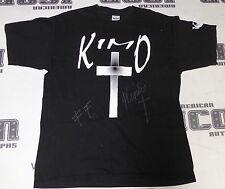 Kimo Leopoldo Signed Original Shirt PSA/DNA UFC Pride Autograph K-1 3 8 16 43 48