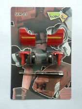 New Transformers Shadow fisher SF03 MP27 Ironhide Upgrade kit in Stock