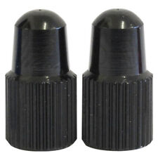 ETC Presta Alloy Valve Cap Black