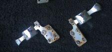 Sunbeam Tiger / Alpine Hardtop LH & RH Body Side Toggle Chrome Latches
