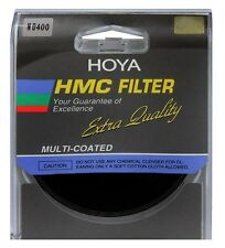 Hoya 49mm HMC NDx400 Filter, London