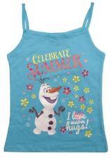 T-shirts, hauts et chemises sans manches pour fille de 2 à 16 ans en 100% coton 3 - 4 ans