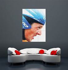 LANCE Armstrong Tour De France SPORT CICLISMO GIANT POSTER stampa x1635