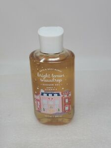 Bath & Body Works Bright Lemon Snowdrop Shower Gel 10 oz Shea Vitamin E