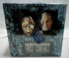 Star Trek First Contact Trading Card Box Set Unopened Original Factory Seal