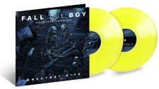 Fall Out Boy Believers Never Die Exclusive Limited Edition Neon Yellow Vinyl LP