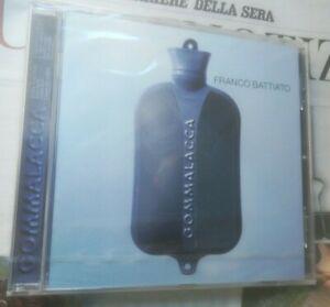 CD FRANCO BATTIATO GOMMALACCA MERCURY 1998 NUOVO SIGILLATO 1& SPEDITO GRATIS SDA