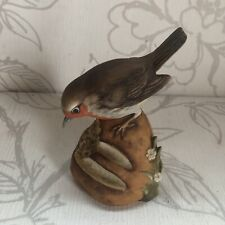 Vintage Chancery Collection Maruri Porzellan Robin Garten Vogel Auf Birne Hand