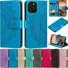 For iPhone 12 11 Pro Max XS SE2 7 8 6s Plus Wallet Card Stand Leather Case Cover