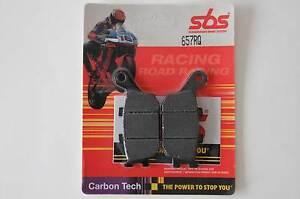 SBS 675 Rq Carbon Racing Brake Pad Rear KTM Super Duke 990