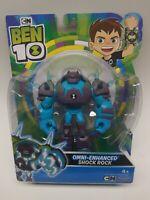 Ben 10 Omni- Enhanced Shockrock Action Figure-NEW
