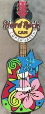 "Hard Rock Cafe Copenhagen 2013 Groovy Mantra Guitar Series Pin "" Aio "" Hrc"