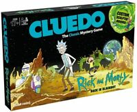 Cluedo Rick & Morty edition - Brand New & Sealed