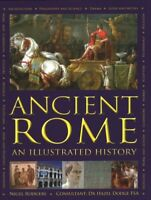 Ancient Rome : An Illustrated History, Hardcover by Rodgers, Nigel; Dodge, Ha...