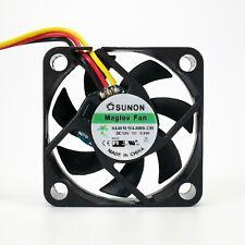 Sunon Maglev Silent Fan w/ Adapter Cable HA40101V4-0000-C99 12V 3-Pin 40x40x10mm
