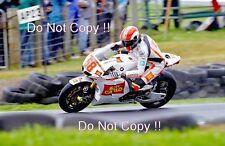 Marco SIMONCELLI SAN CARLO HONDA GRESINI MOTO GP Australia 2010 fotografia 2