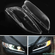 2pc OEM Headlight Headlamp Lens Cover For Mazda 6 2003 2004 2005 2006 2007 2008