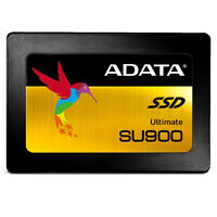 ADATA Ultimate SU900 Portable Solid State Drive with 128GB Storage Capacity