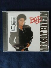 Epic Michael Jackson * BAD *Brand New Factory Sealed CD