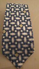 Gianni Versace Silk Tie Excellent Condition