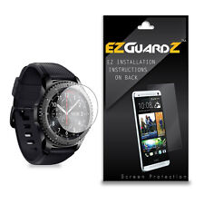 6X EZguardz Screen Protector Cover 6X For Samsung Gear S3 Frontier Smartwatch