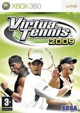 Virtua Tennis 2009 | Xbox 360 Sports Video Game Promo Copy