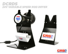 Crb D.C. Variable Speed Rod Dryer Operates 2 To 45 Rpm Of Drying Speed