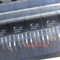10PCS TOP249YN Encapsulation:TO-220-7C,IC SW OFF-LINE PS 180/250W TO220 new
