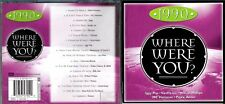 1990 Where Were You? cd- Mark Williams,Divinyls,Warrant,Poison,Concrete Blonde