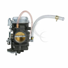 Aluminum Twin Cam Carburetor Carb Fit For Harley Wide Super Glide FXD Low Rider