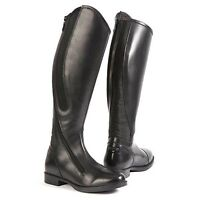 Toggi Cartwright Long Leather Horse Riding Boots Dressage & Competition Boot