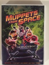 Muppets from Space (DVD, 1999, Closed Caption) Free Shipping in Canada!