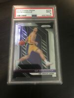 2018 Panini Prizm Svi Mykhailiuk #274 PSA Mint 9 Rookie Rc Los Angeles Lakers 🏀