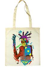 Jean-Michel Basquiat Tote Shopper Bag