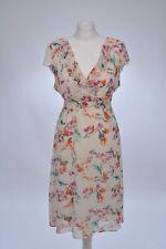 Kleid Sommerkleid mit Volantbesatz von BHS, 42 XL, neu