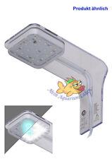 A220W weiß Glas-Aquarium Komplett-Set 9 l LED-Beleuchtung und Filter ATMAN