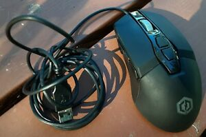 CyberPowerPC Elite M1-131 PC Wired Gaming USB Optical Mouse M1-131