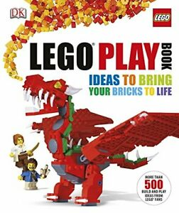 LEGO� Play Book: Ideas to Bring Your Bricks to Life by DK Book The Cheap Fast