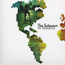 The Subways, No Goodbyes, NEW/MINT Ltd edition 7 inch vinyl single (Part 1)