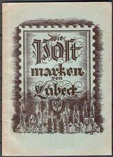 Die Postmarken von Lübeck - Ausgabe 1947