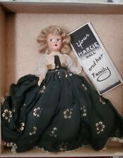 Vintage 1940s A&H Marcie No. 825 Gibson Girl Hard Plastic Doll