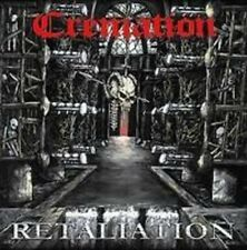 Cremation - Retaliation [New CD]