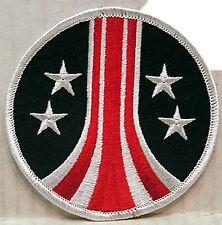 Alien Aliens - Stars & Stripes Round Uniform Patch Aufnäher neu