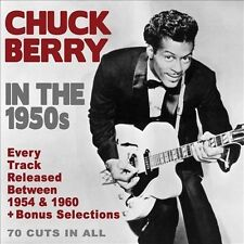 Chuck Berry-In The 1950S  (US IMPORT)  CD NEW